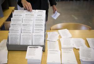 Betydligt fler har valt att förtidsrösta i EU-valet.