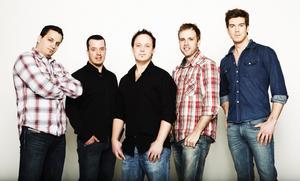 Stora i staterna. G2 har utsetts till Europas bästa bluegrassband.