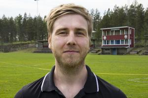 Lars Nordh på SISU imponerades över Aihams vilja att ta till sig nya saker.