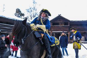 "Anders Larsson på tioårige nordsvensken ""Vhilde"" var kaptenen Daniel von Naudelstadt."