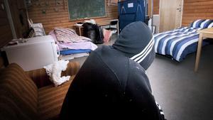 Flera boenden för före detta missbrukare föreslås läggas ner. Foto: Ellinore Wolf
