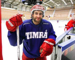 Per Hallin, hockeyspelare