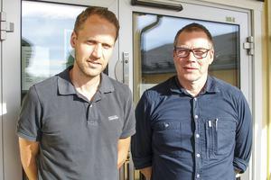 Första dagen i Sveg med utbildning för Erik Sidenvall från Delsbo som börjar som gruppchef för poliser i yttre tjänst i Härjedalen och Berg. Samtidig lämnar Mats Turdell sin kommendering för andra uppgifter inom polisen.