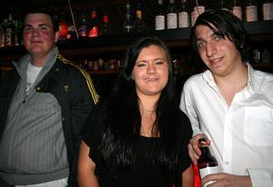 Konrad. Sammy, Emilie och Daniel