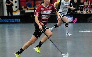 Amanda Larsson. Foto: Jörgen Wåger/DT