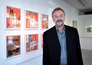 Odd Larsson får årets kulturpris tillsammans med Carl-Olov Tronje.
