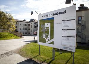 På måndag öppnar landstinghet sin mobila enhet  på Härnösands sjukhus