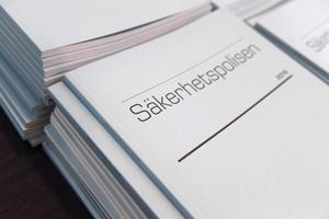 Säkerhetspolisens årsbok 2016 presenteras vid en pressträff på torsdagen.