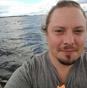 Emil Karpf, vinnare av månadens bild för juli.