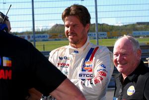 Tomas Engström kör även kommande säsong i Kina.