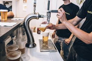 Arkivbild från Ölets dag, jämtlands bryggeri. Fotograf: Niklas Wallner