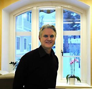 Peter Hollbrink har utsetts till årets inspiratör av Korpen.