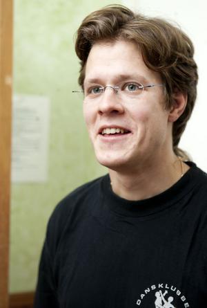Till hösten lär 29-årige Emil Bewö från Rättvik bli känd som Dalarnas svar på Gene Kelly.