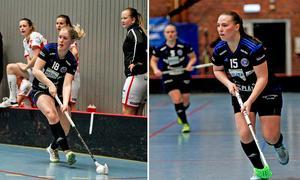 Petra Lundin och Alva Stockhult har förlängt med Västra Mälardalen.