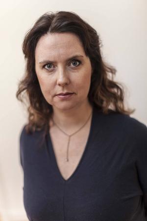 Anna Forsberg, lördagskrönikör på DT. F d presschef på Socialdemokraterna. Kommer från Avesta.