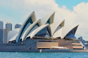 Operahuset i Sydney fyller 40.
