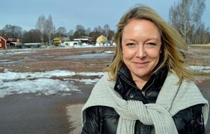 Katarina Hultqvist, Hultqvist Fastigheter, hoppas på byggstart under hösten 2017