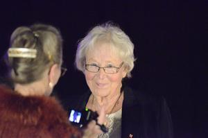 Startade föreningen. Maj-Britt Jansson startade Stråssa GF 1974, så i år firar föreningen 40-årsjubileum.