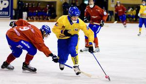 Edsbyn vann mot ryska Zorkij i säsongspremiärenFoto: Maria Nilsson