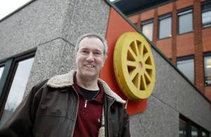 Leif Edh (VFÅ) vill se ett större fokus på Ånge som varumärke, och det i en bred näringslivssatsning.