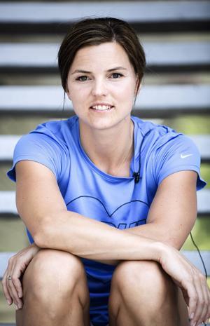 Det blir ingen VM-start i augusti för Susanna Kallur.