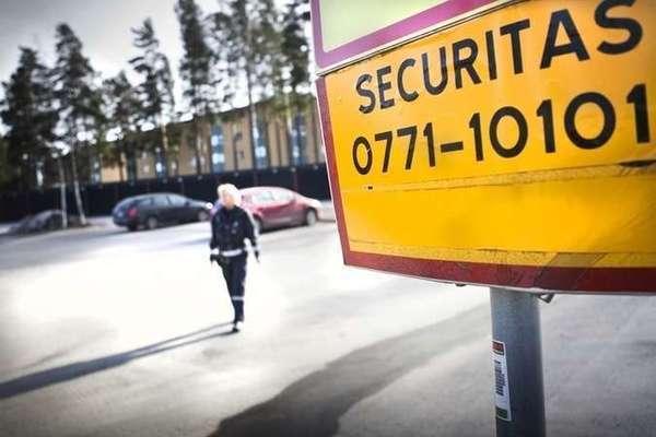 securitas utryckning pris
