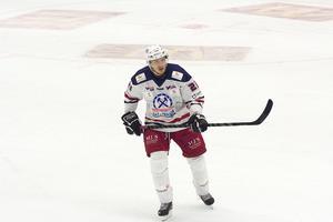 Niklas Åberg är en viktig trotjänare i Sura Blue Hammers.