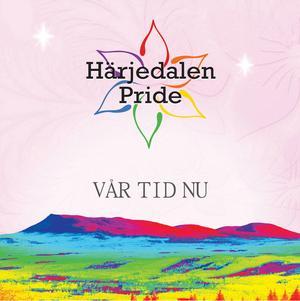Härjedalen Pride har fått sin egen officiella pridelåt. Texten är skriven av Peder Persson, Hede, och musiken är skriven av svegsbördige Mats Nilsson, Ingarö, som även producerat.