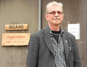 – Det är bredden, hela vårt koncept som gör resultatet, säger Sven Sandström,  biträdande enhetschef på Ta-till-vara.