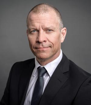 Pressbild. Ulrik Smedberg, advokat på advokatfirman SJS.