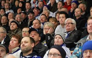 Nur är hockeypubliken i Tegera arena kartlagd. Bara 23 procent är Leksandsbor.