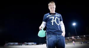 29-årige backen Johan
