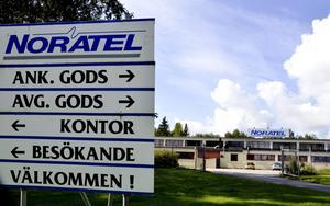 Till följd av varslen på Esab måste även Noratel i Laxå varsla fyra personer.
