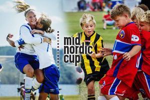 Mid Nordic Cup börjar nästa vecka. Mittmedia storsatsar.