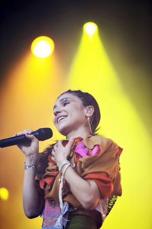 2012 spelade Laleh under Storsjöyran och i år kommer hon tillbaks.