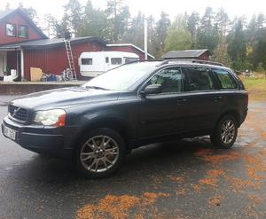 Här är bilen som polisen har tagit i beslag. Om tre veckor får Danny Palmroth tillbaka den efter beslut från åklagare.