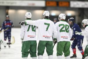 Hammarby, ett lag för slutspel även i år.