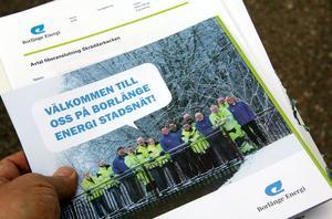 Borlänge Energis erbjudande just nu till  Skräddarbacken.