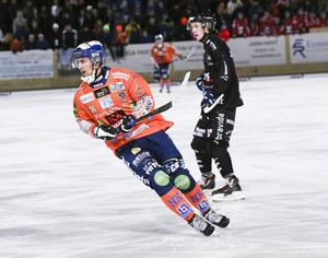 Anders Spinnars har en bra känsla inför fredagens match på Sävstaås.