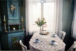 Laura Leyshon fotograferar bland annat svensk mat.