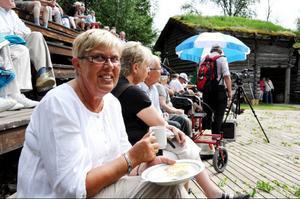 Christina Ling är en riktig hemvändare. Hon flyttade hem till Funäsdalen i fjol.