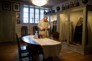 Gustaf Åhman har följt människor i familjer i många år.