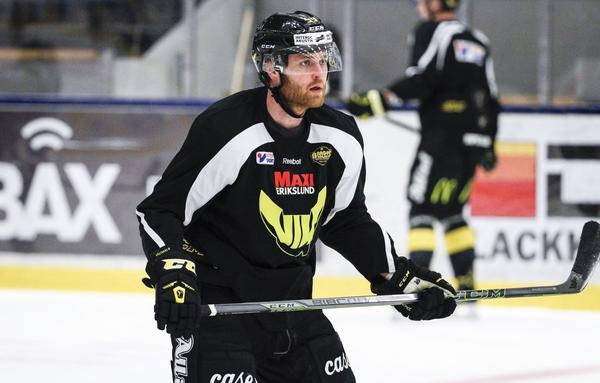 Anton Mylläri lämnade VIK för spel i Malmö och SHL efter att klubben åkt ur Hockeyallsvenskan.