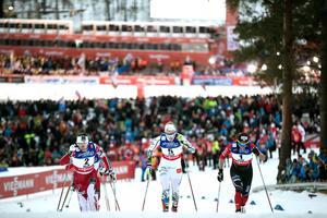 Falu kommun blir ensam ägare till VM-bolaget. Kommunen köper skidförbundets och skidspelens aktier för 13,9 miljoner kronor.