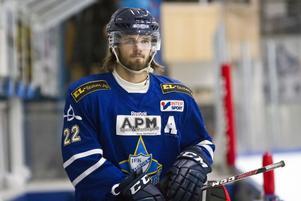 Alexander Hellgren lämnar Kumla Hockey, och återvänder till Arboga. Bild: David Eriksson. Bilden är en arkivbild.