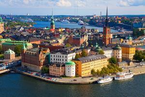 Vackra Stockholm. Njut av huvudstaden utan att ruinera dig.