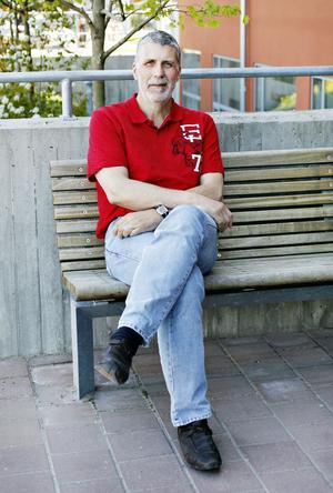 Per Åhrman lyckades gå ner 56 kilo i vikt. Kuren började med att han bara åt soppa tre gånger om dagen.