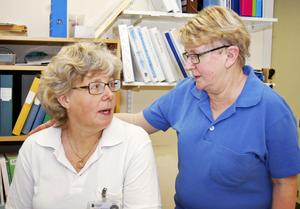 De båda distriktssköterskorna säger att de och deras kollegor kommer att vad allt de kan för att minimera de negativa effekterna av stängningen av Mockfjärdsmottagningen.