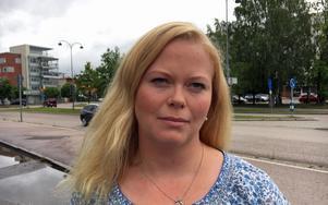 Lena Carlsson är sjuksköterska på kirurgen.