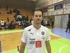 Sebastian Sallanto förlänger med ÖSK Futsal.